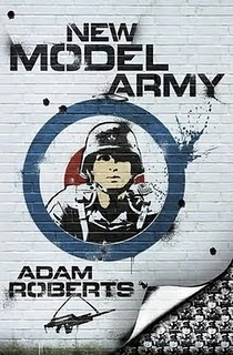 New Model Army novel cover