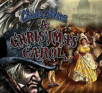 A Christmas Carol – Drawn & Told