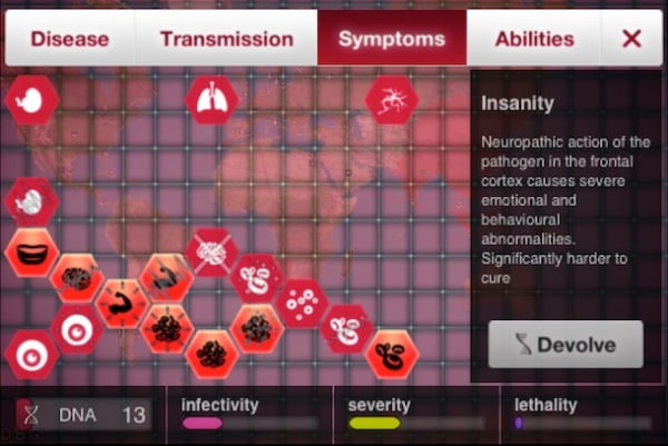 Plague Inc screenshot